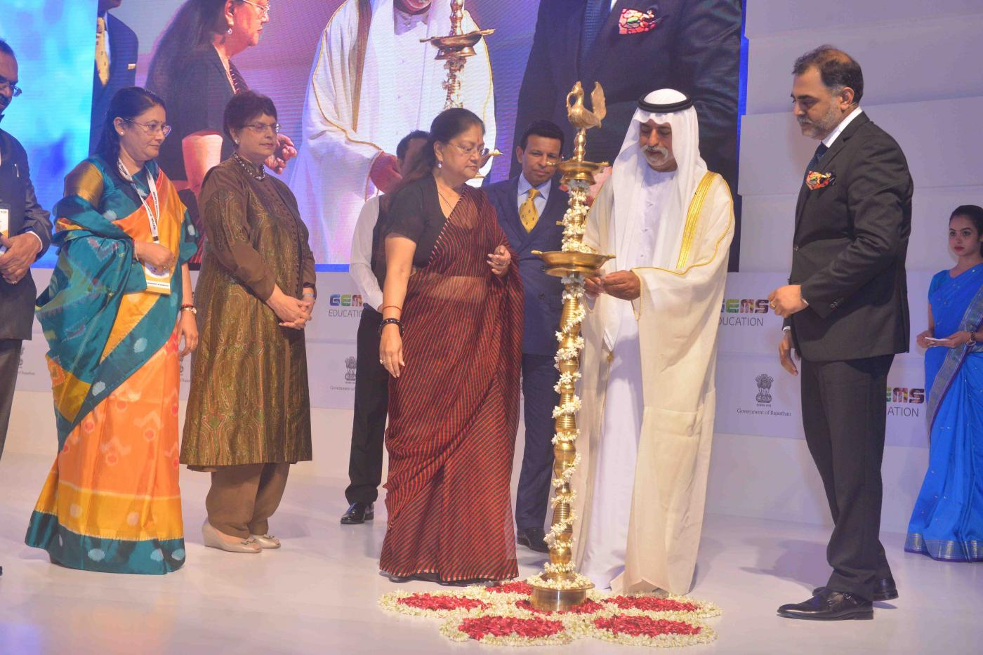 Sheikh Nahyan Attends India Education Event | Asian Lite UAE