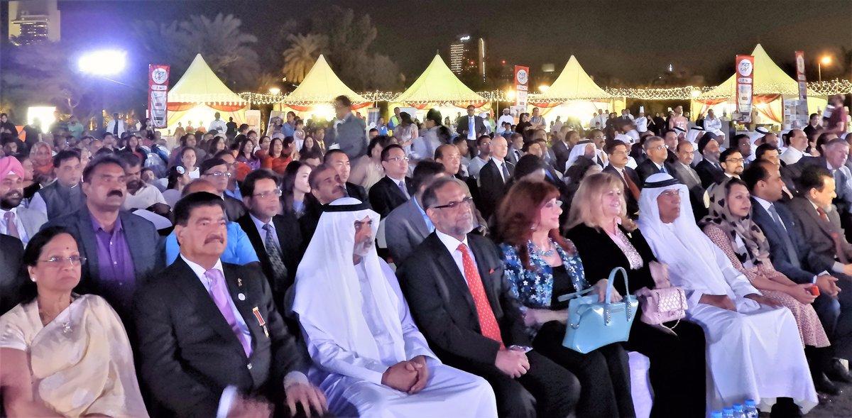 India Shines at 1st National Tolerance Festival | Asian Lite UAE