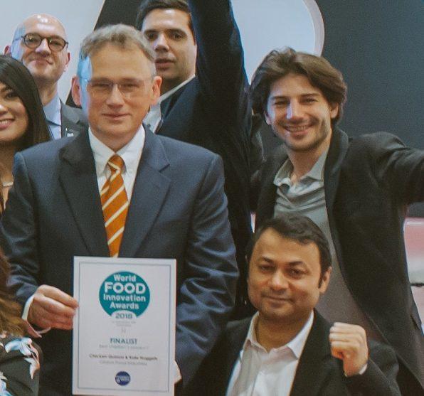 UAE based GFI finalist at World Food Innovation Awards in UK | Asian