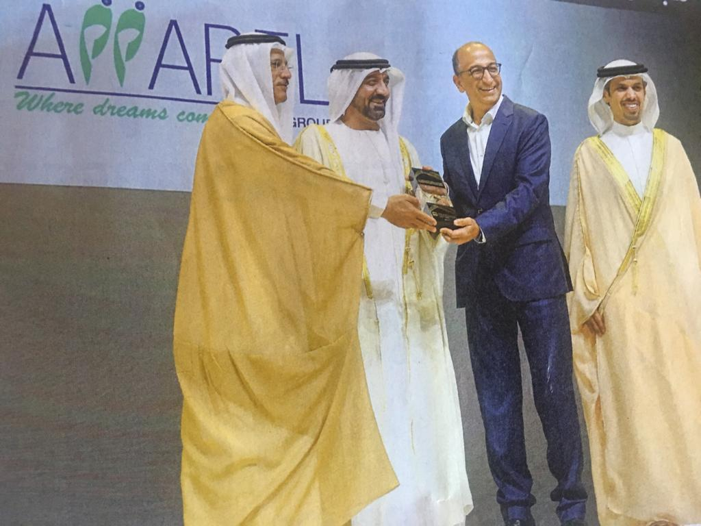 36095c030 Apparel group bags the MRM Business Award | Asian Lite UAE